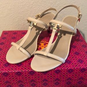 Patent Tory Burch shoes